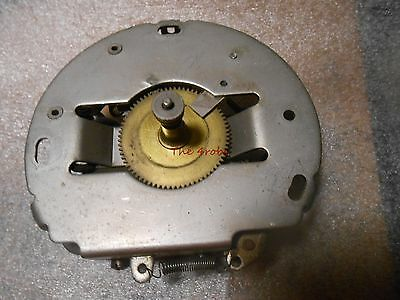 Original 1920s International Time Recording Clock Movement
