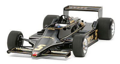 New Tamiya 20060 Lotus Type 79 1978 Grand Prix 1:20 Sclale model Cap