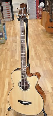 Takamine GB30CE-NAT Acoustic Electric BASS GB30CE NAT - Free World Shipping!