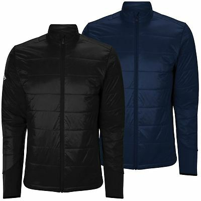 Callaway 2016 Opti-Therm Fiber-Fill Stretch Insulated Mens Puffer Golf Jacket