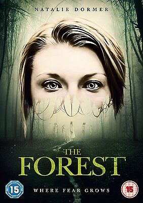 The Forest       Brand New Sealed Genuine Uk  Dvd