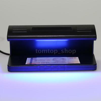 4W UV Light Practical Fake Money Counterfeit Bill Currency Detector EU Hot L4D3