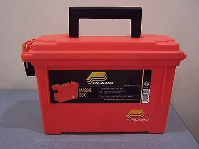 Marine Deep Field Case hunting ammunition ammo case box water resistant flares