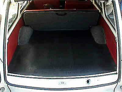 Vw Type 3 Squareback Variant Rear Cargo Area Rubber Mat