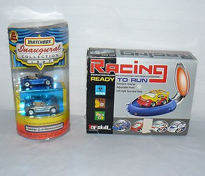 Lot Set Of 2 Mini Car Sets