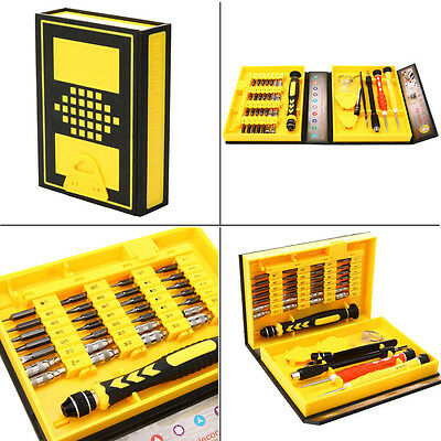 38in1 Precision Torx Screwdriver Tools Kit Set For Repair Electronics PC Laptop