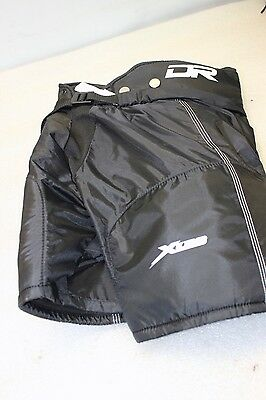 DR HOCKEY YT-L Youth Large Padded Ice Hockey Gear Protective Shorts Pants - NEW