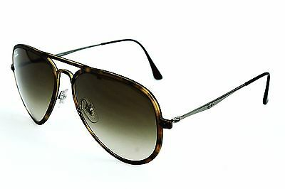 Ray Ban Sonnenbrille/Sunglasses LightRay RB4211 894/13 56[]17 3N Etui #H*DS6