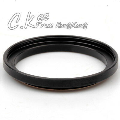 39mm to 43mm 39-43mm Male-Famale Step-Up Lens Filter Hood Cover Ring Adapter
