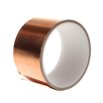 Guitar Pickup Copper Foil Shielding Screening Tape Conductive Adhesive