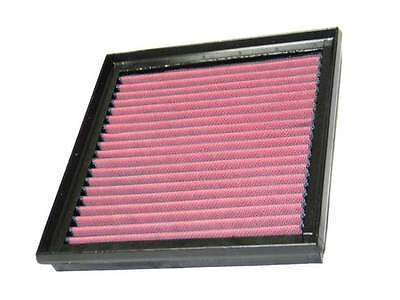 K&N Air Filter Element 33-2890 (Performance Replacement Panel Air Filter)