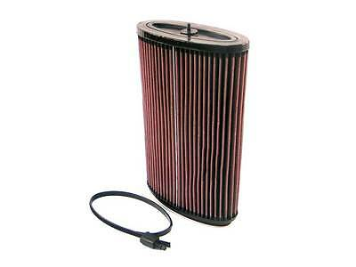 K&N Air Filter Element E-2295 (Performance Replacement Panel Air Filter)