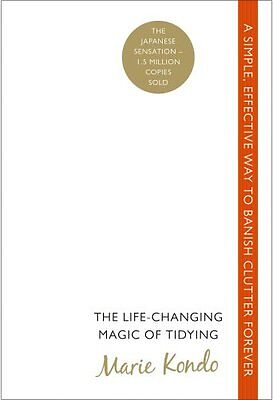 The Life-changing Magic of Tidying - Book by Marie Kondo (Paperback 2014)