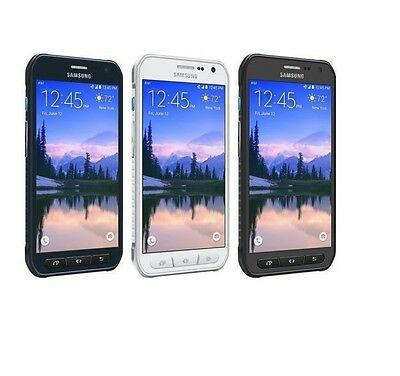 Samsung Galaxy S6 Active SM-G890A Unlocked Smartphone Cell Phone AT&T T-Mobile
