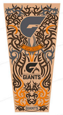 Greater Western Sydney Giants AFL Youth Tattoo Sleeve