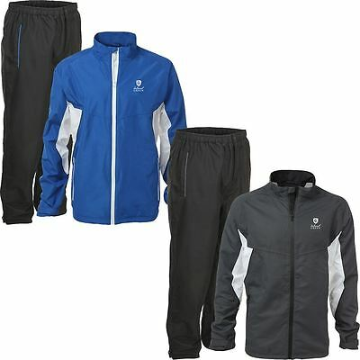 Island Green 2016 Rain Suit Mens Waterproof Golf Suit Jacket & Trousers