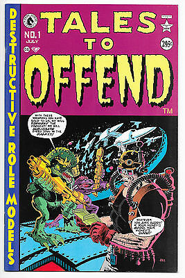 Dark Horse - Tales to Offend #1 -  July 1997