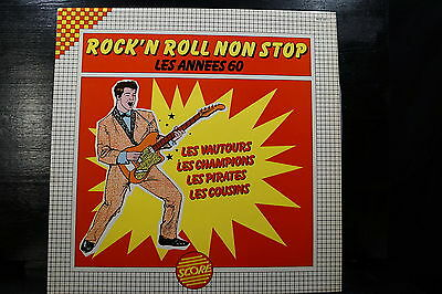 Various Artists - Rock`N Roll Non Stop / Les Annees 60