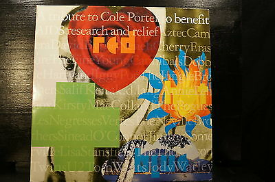 Various Artists - Red Hot + Blue / A Tribute to Cole Porter    2 LPs
