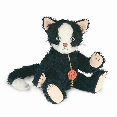 Teddy Hermann Tomcat Limited Edition of 500 Cat Bear Collectable, 157014