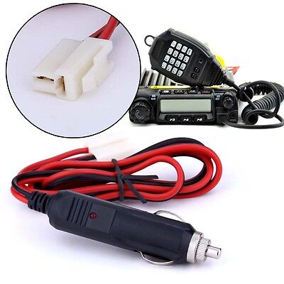 Cigarette Lighter Charger Adapter Cable for TYT TH-9000D BF-9000 KT-8900 Radio