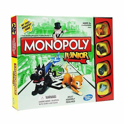 Hasbro Monopoly Junior Game