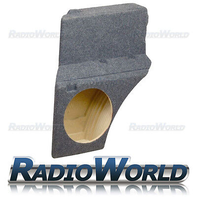 "VW Transporter T5 Custom Fit MDF 10"" Rear Sub Box Subwoofer Enclosure Bass"