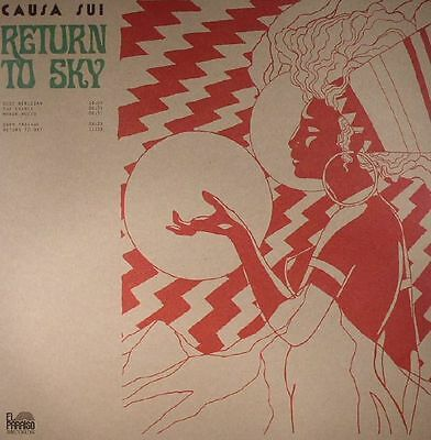 CAUSA SUI - Return To Sky - Vinyl (LP + MP3 download code)