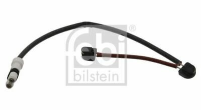 FEBI 33402 Warning Contact, brake pad wear Front Axle left or right