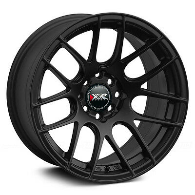 114 3 20 Flat Black Rim Fits Integra