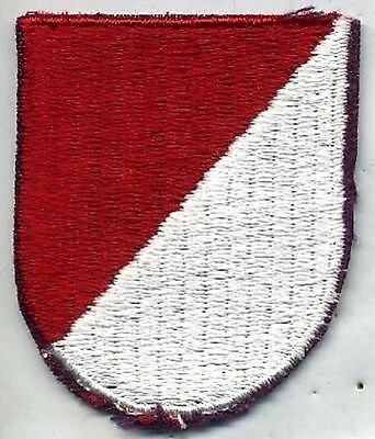US Army 1st Squadron 17th Cavalry 82nd Airborne Beret flash Barett Emblem patch