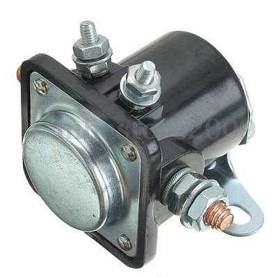 12V Starter System Solenoid Relay Contactor Switch Engine Part For 1956-up Ford