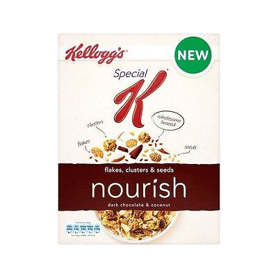Kellogg's Special K Nourish Chocolate & Coconut 330g