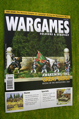WARGAMES, SOLDIERS & STRATEGY MAGAZINE Issue 86