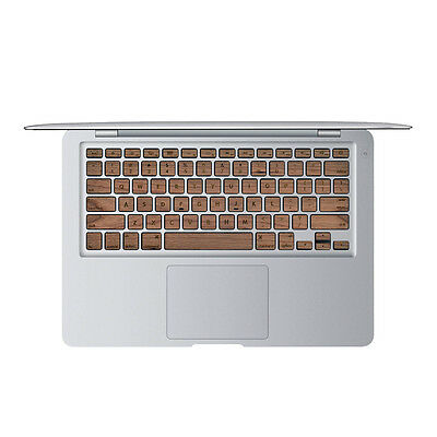 kwmobile TASTATUR STICKER QWERTY (US) FÜR APPLE MACBOOK AIR 13'' PRO RETINA PRO