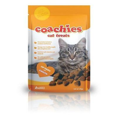 Coachies Chat Traite 65G De Poulet