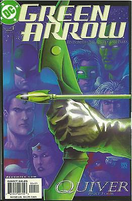 Green Arrow #4 (Dc) (Second Series 2001)