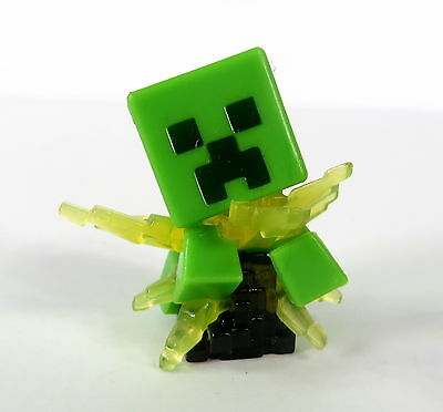 Mattel Minecraft Minifigures End Stone Series EXPLODING CREEPER New In Hand