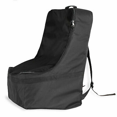 Baby Car Seat Cover Travel Bag Infant Black Waterproof Khomo Gear Brand New