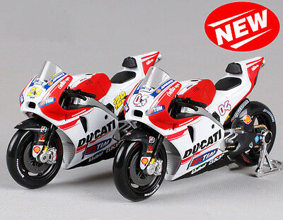 1:18 Maisto Die-cast Model MotoGP Race Bike Motorcycle Model For DUCATI #04 #29