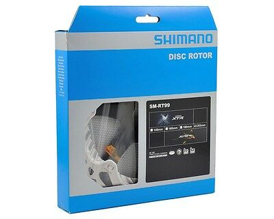Shimano SM-RT99 ICE-TECH Disc Brake Rotor Stainless CentreLock 203mm ISMRT99L