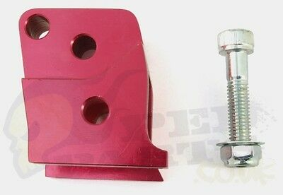 peugeot ludix blaster jack up RED suspension riser