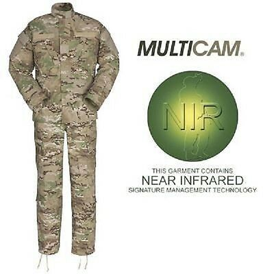 US Army OCP FROG Multicam Camouflage outfit ACU pants coat Trousers Jacket USMC