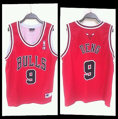 Nba Canotta Chicago bulls Champions vintage basket Shirt nba basket chicago  bull c2c475dc51d1