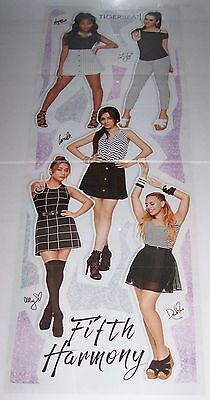 """FIFTH HARMONY - SHAWN MENDES - 30"""" x 10.5"""" MAGAZINE POSTER"""