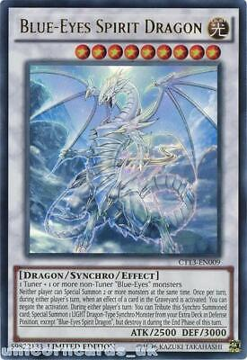 CT13-EN009 Blue-Eyes Spirit Dragon Ultra Rare Limited Edition Mint YuGiOh Card
