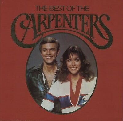 The Best Of The Carpenters UK Readers Digest 4 X vinyl LP box set greatest hits