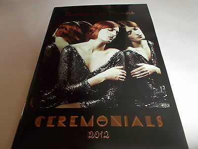 Florence And The Machine 2012 Ceremonials Tour