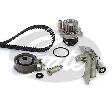 Gates Timing Cam Belt and Water Pump Kit for AUDI S3 1.8 CHOICE1/2 8L APY BAM