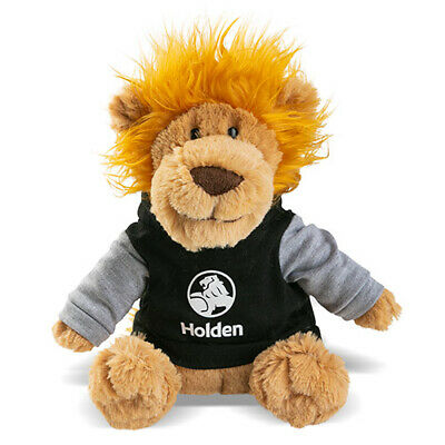 2019 HOLDEN Lion Plush Teddy Bear Toy Mothers Fathers Day Birthday Man Cave Gift